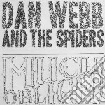 (LP VINILE) Much obliged lp vinile di Webb and the spiders