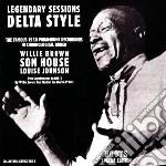 (LP VINILE) Legendary sessions delta lp vinile di House son/brown will