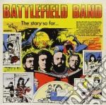 (LP VINILE) Story so far 1977-1980 lp vinile di Band Battlefield