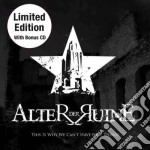 THIS IS WHY...                            cd musicale di ALTER DER RUINE