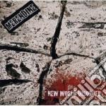 Merendine - New World Disorder cd musicale di Merendine