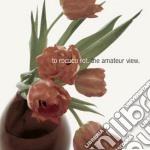 (LP VINILE) The amateur view lp vinile di To rococo rot