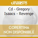 CD - GREGORY ISAACS - REVENGE cd musicale di GREGORY ISAACS