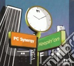 Pc Synergy - Keepin'on cd musicale di PC SYNERGY