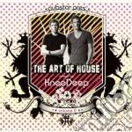 Deep Knee - The Art Of House Vol.2 cd musicale di ARTISTI VARI