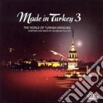 MADE IN TURKEY VOL.3 cd musicale di AA.VV.
