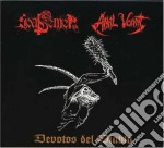 Goat Semen / Anal Vomit - Devotos Del Diablo cd musicale di GOAT SEMEN/ANAL VOMI