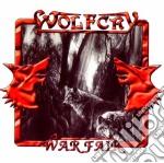 Warfair cd musicale