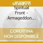 ARMAGEDDON GIGOLO' cd musicale di SPIRITUAL FRONT