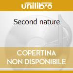 Second nature cd musicale