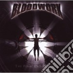 Bloodwork - The Final End Principle cd musicale di BLOODWORK