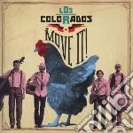 Los Colorados - Move It! cd musicale di Colorados Los