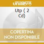 UTP  ( 2 CD) cd musicale di Alva noto + ryuichi