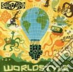 Savages Y Suefo - Worldstyle cd musicale di Savages y suefo