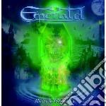 Emerald - Re-forged cd musicale di Emerald
