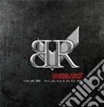Brunorock - War Maniacs cd musicale di Brunorock