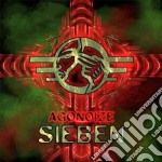 Sieben - new edition cd musicale di AGONOIZE