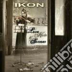 HATE, LOVE & SORROW                       cd musicale di IKON