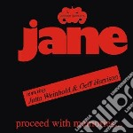 Jane - Proceed With Memories. cd musicale di Ane