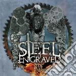 Steel Engraved - On High Wings We Fly cd musicale di Engraved Steel