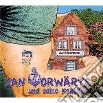 Jan Vorwarts - Bei Dukermann cd musicale di Vorwarts Jan