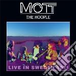(LP VINILE) Live in sweden ^1971 lp vinile di Mott the hoople