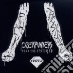 Cyberpunkers - Funck The System E.P. cd musicale di Cyberpunkers