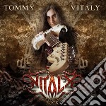 Tommy Vitaly - Hanging Rock cd musicale di T. Vitaly