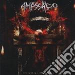 Amassado - Escravidao Subliminal cd musicale di Amassado
