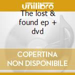 The lost & found ep + dvd cd musicale di Anchordsong