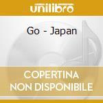 GO - JAPAN cd musicale di FAIR WARNING