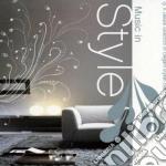 MUSIC IN STYLE VOL.1 cd musicale di Artisti Vari