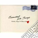 Essential love songs cd musicale di Artisti Vari