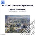 SINFONIE FAMOSE (5 CD): SINFONIA N.25,27 cd musicale di Wolfgang Amadeus Mozart