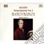 QUARTETTI X ARCHI (INTEGRALE) VOL.2 (5 C cd musicale di Haydn franz joseph