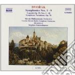 SINFONIE (INTEGRALE), LEGENDS OP. 49, VA cd musicale di Antonin Dvorak