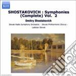 SINFONIE (INTEGRALE) VOL.2 (6 CD): SINFO cd musicale di Dmitri Sciostakovic