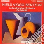 Bentzon Niels Viggo - Sinfonia N.3 Op.46, N.4 Op.55 cd musicale di BENTZON NIELS VIGGO
