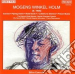 Mogens Winkel Holm - Sonata Op.25, Piping Down, Note-book, Letters To Silence, Prison Music cd musicale di Holm