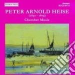 Heise Peter - Musica Da Camera: Quintetto Per Pianoforte E Archi In Fa Maggiore, .. cd musicale di Peter Heise