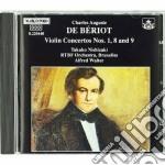 DE BERIOT cd musicale