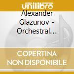 Opera x orchestra vol.2, marcia su un te cd musicale di Glazunov