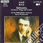 SINFONIETTA (FANTASIA SINFONICA), OUVERT cd musicale di Arnold Bax