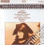 Arthur Honegger - Film Music cd musicale di