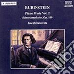 Rubinstein Anton - Musica X Pf Vol.2: Soirees Musicales Op.109 cd musicale di Anton Rubinstein