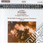 Arthur Honegger - Les Miserables cd musicale di Arthur Honegger