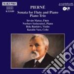 Gabriel Pierne' - Sonata X Fl E Pf Op.36, Trio Per Vl, Vlc E Pf Op.45 cd musicale di Gabriel PiernÉ
