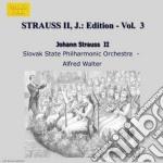 Strauss Johann - Edition Vol. 3: Integrale Delle Opere Orchestrali cd musicale di Johann Strauss