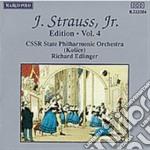 Strauss Johann - Edition Vol. 4: Integrale Delle Opere Orchestrali cd musicale di Johann Strauss