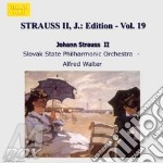 Strauss Johann - Edition Vol19  - Czecho-Slovak State Philharmonic Orchestra cd musicale di Johann Strauss